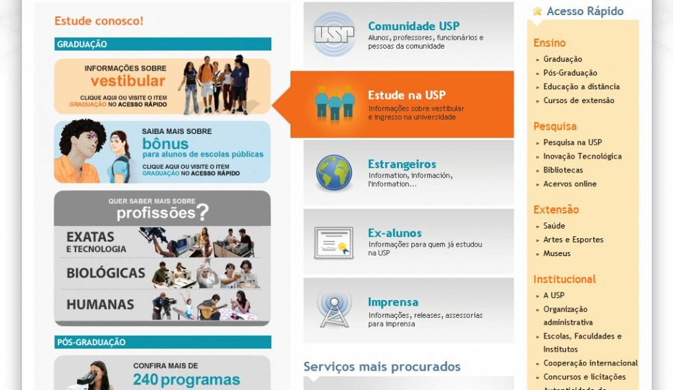 USP Universidade de São Paulo